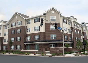DHIC, Inc. transforms the Washington Terrace Apartments into 350 affordable apartments