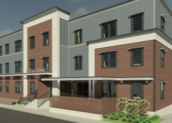 $500,000 AHP Award for Gap Financing to create 35 new affordable apartments in Lewsiton, Maine.
