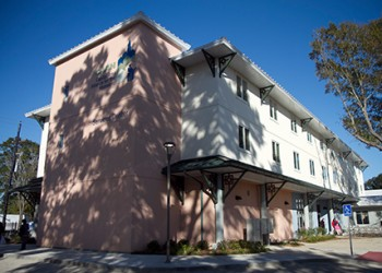 Gulf Coast Housing Partnership developed the One Stop Homeless Services Center